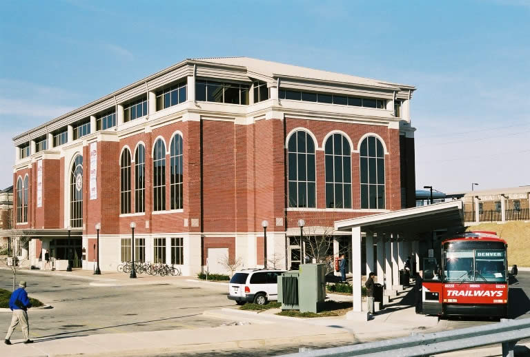 Champaign's intermodal station resulted in a revitalized downtown.